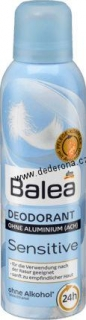 Balea-Deo Spray Deodorant SENSITIVE 200ml-Německo!