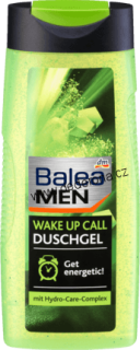 Balea MEN- Sprchový gel 300ml WAKE UP CALL-Německo